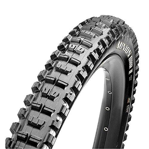 Maxxis Fahrrad Reifen Minion DHR II Exo // Alle Größen, Dimension:58-559 (26×2,35´´), Ausführung:Schwarz. Faltreifen. tubeless Ready