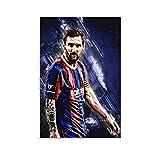 GSDGH Lionel Messi Fußballspieler Sport Poster 05,