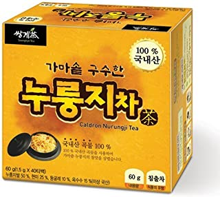 HEALTH Ssangkye Tea Caldron Nurungji