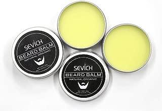 Sevich Aceite de barba Cera de barba Flexible Lubricacion