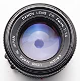 Canon Lens FD 50mm 50 mm 1:1.4 1.4 FD