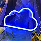 Cloud Neon Signs- Neon Lights for Wall Decor USB or Battery Neon Signs for Bedroom Cloud Light for Christmas Birthday Party Living Room Girls Kids Room, Pink