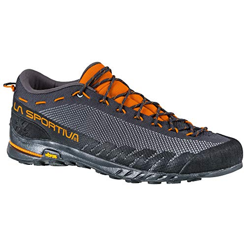 LA SPORTIVA Herren TX2 Sneaker, Carbon Maple, 43.5 EU