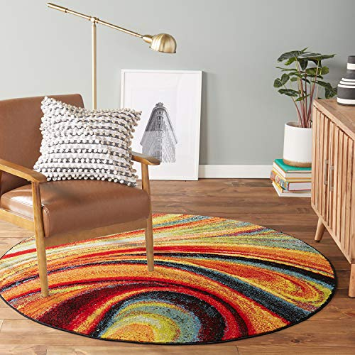 Home Dynamix Adja Modern Area Rug, Abstract