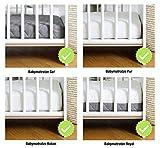 Ehrenkind® Babymatratze Kokos | Baby Matratze 70x140 | Kindermatratze 70x140 mit hochwertigem Schaum, Kokosplatte und Hygienebezug - 8