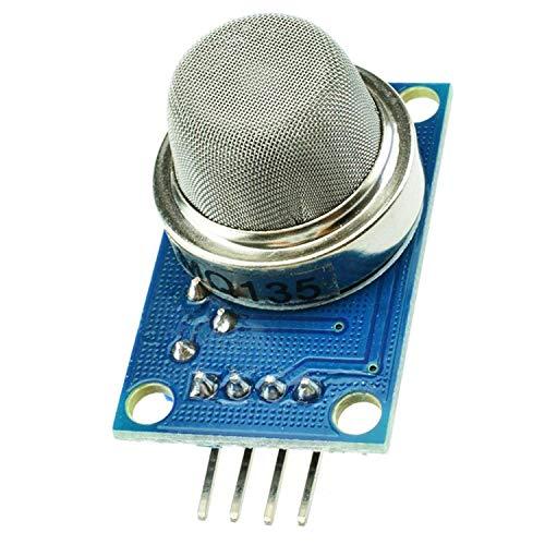NO LOGO CKQ-KQ Harmful gas detection sensor alarm module MQ-135 air qualit sensor module air pollution