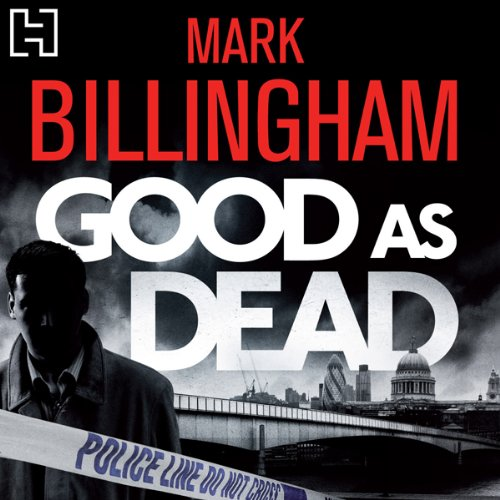 Good As Dead audiobook cover art