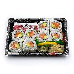 Kikka Salmon Avocado Roll, 7 Oz