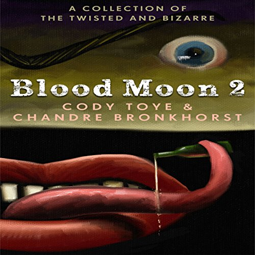 Blood Moon 2 audiobook cover art