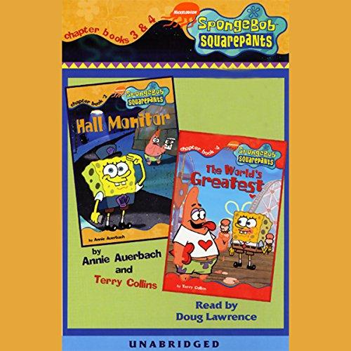SpongeBob SquarePants cover art