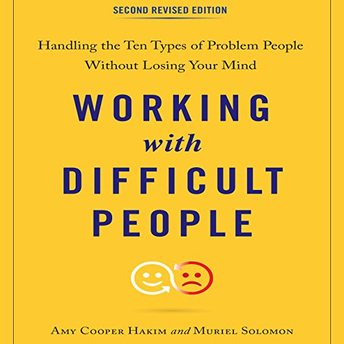 Working with Difficult People, Second Revised Edition cover art