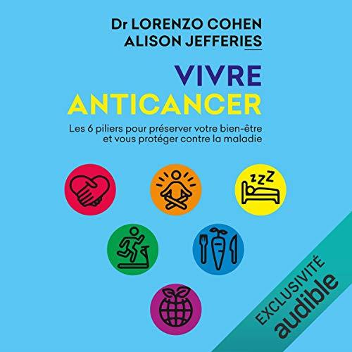 Couverture de Vivre Anticancer