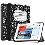 Fintie Case with Pencil Holder for iPad Mini 5 2019 - [SlimShell] Lightweight