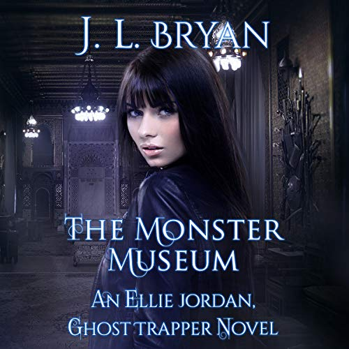 The Monster Museum audiobook cover art