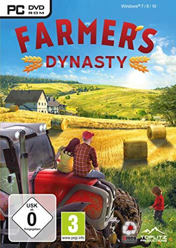 Farmer's Dynasty - Sims meets Farming – Familienalltag auf dem Bauernhof