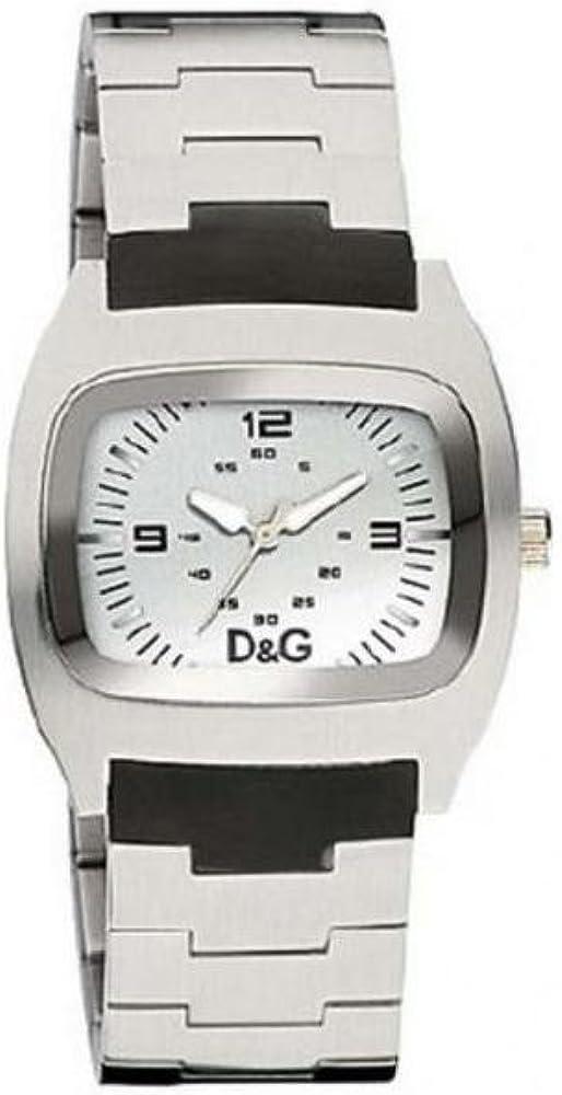 dolce & gabbana orologio da donna in acciaio inossidabile dw0321