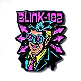 Blink-182 Punk Band Loserkids Logo Music Lover Collectible Pendant Lapel Hat Pin