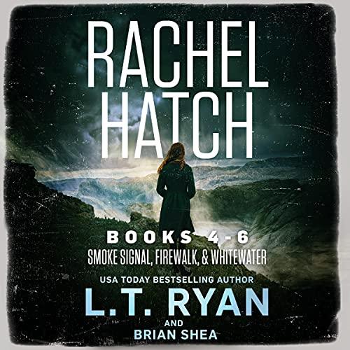 Rachel Hatch Thriller Series Books 4-6 cover art