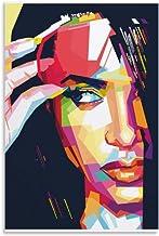 AALIYAH POSTER Pop Celebrity Star Room wall print  32x24/'/'