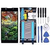 Yukiki Écran LCD et Digitizer Assemblée réunie avec Cadre for Sony Xperia L1 G3311 G3312 G3313...