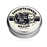 Heavy-Duty Beard Balm by Mountaineer Brand (2 oz) | Beard Tamer and Leave-in Conditioner | Original...