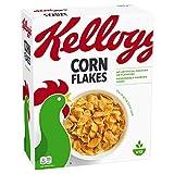 Kellogg's Corn Flakes Cerealien, Einzelpackung, 360g -