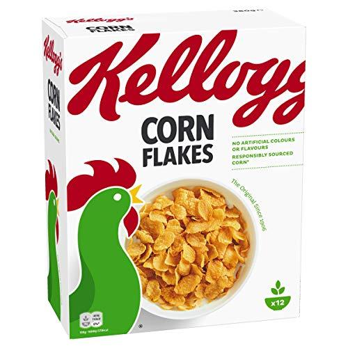 Kellogg's Corn Flakes Cerealien | Einzelpackung | 360g