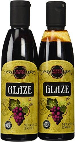 Trader Giotto's Balsamic Glaze - Set of 2 (Each 8.5 fl oz)