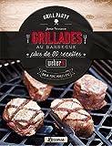 Weber - Livre de Recettes Grillades au Barbecue