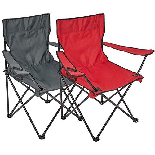 Silla plegable, 2 unidades, silla de...