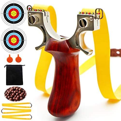 Slingshot Professional Hunting Slingshots Set Outdoor Shooting Slingshots for Adults Powerful product image