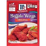 McCormick Original Buffalo Wing Seasoning Mix, 1.6-Ounce Packets (Pack of 12)