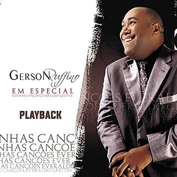 Em Especial: Minhas Canções Everaldo Gretter, Vol. 01 (Playback)