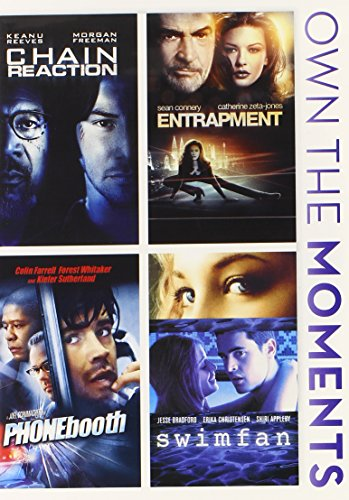 Chain Reaction / Entrapment / Phone Booth/ Swimfan