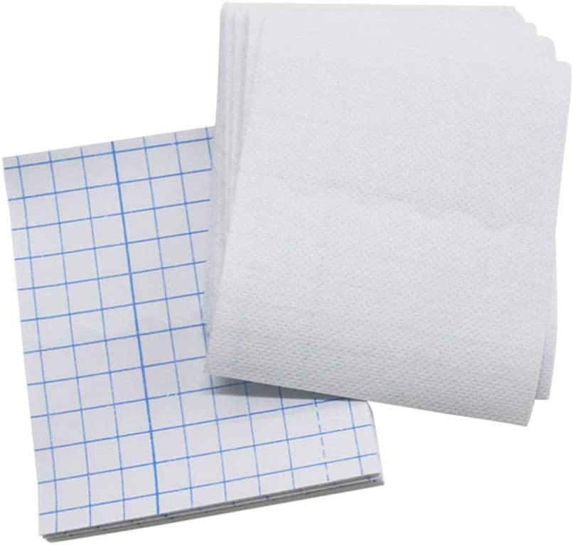 Milisten 100pcs Wound Free Shipping Cheap Bargain Gift Dressing Adhes Pads Non-Woven Non-Adherent Outlet ☆ Free Shipping