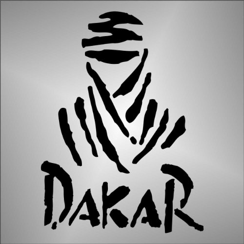 Graphic-lab Aufkleber - Sticker Freiform - Decal Dakar Auto Rally Formula 1 Racing Sticker