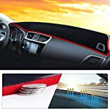 Chstarina Car Dashboard Cover for Volkswagen Passat...