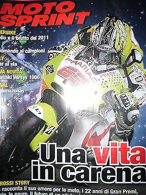 Moto Sprint N.51-52 2011:Kawasaki Versys 1000, Yamaha Xenter 150 FF06