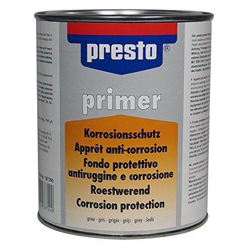 presto 387290 primer Rost- und Korrosionsschutz grau 750 ml