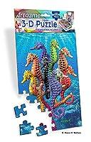 Artgame - Seahorses - 3D Mini Puzzles by Artgame