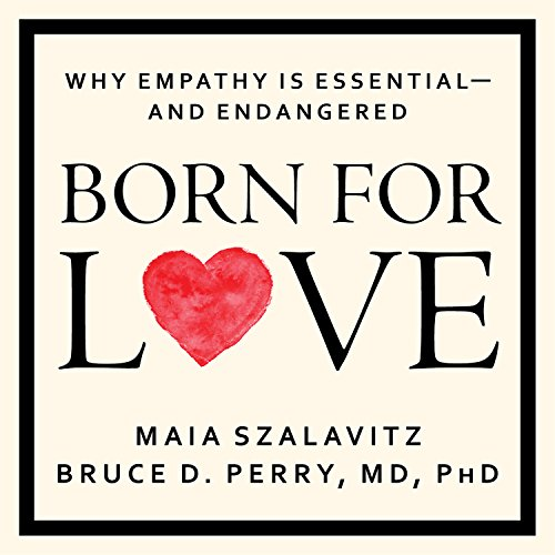 Born for Love audiobook cover art