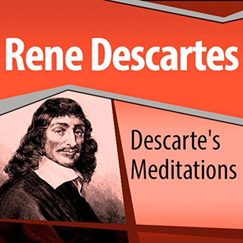 Descartes' Meditations audiobook cover art