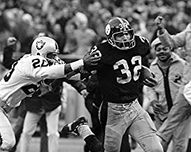 Pittsburgh Steelers Franco Harris The Immaculate Reception 8x10 Photograph