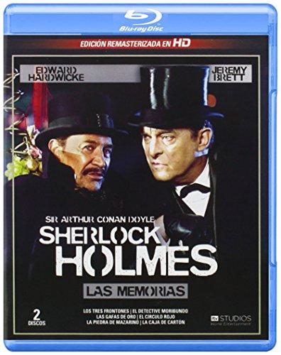 Sherlock Holmes: Las Memorias [DVD]