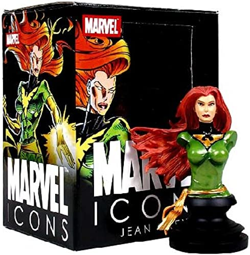 Diamond Select X-Men Marvel Icons Jean grau 13cm Bueste