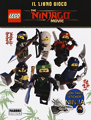 Ninja sticker. Lego Ninjago. Ediz. a colori