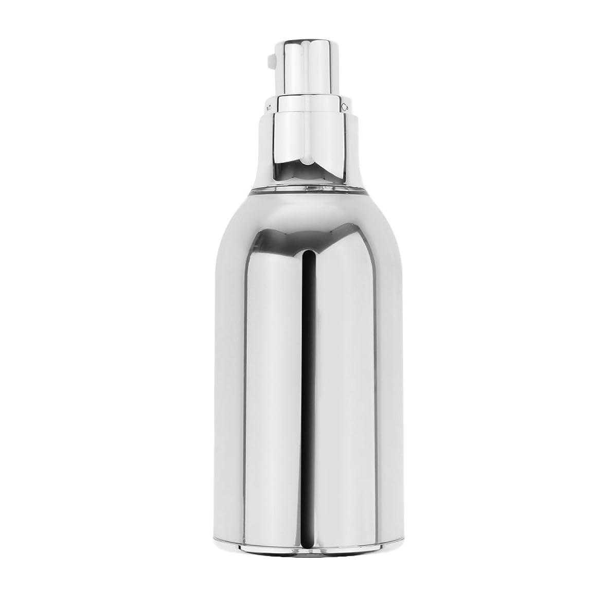 同情バージン失Kesoto ポンプボトル プレスボトル スプレーボトル メイクアップ プラスチック 真空ボトル オイル ローション 50ml 収納 コンテナ