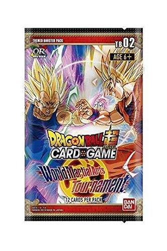 Bandai BCLDBBO1046 Dragon Ball Super CG: Torneo temático de Artes Marciales del Mundo