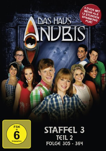 Staffel 3.2, Episoden 305-364 (4 DVDs)