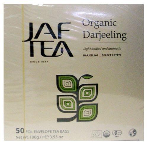 Ceylon JAF TEA オーガニック ダージリン 2gX50